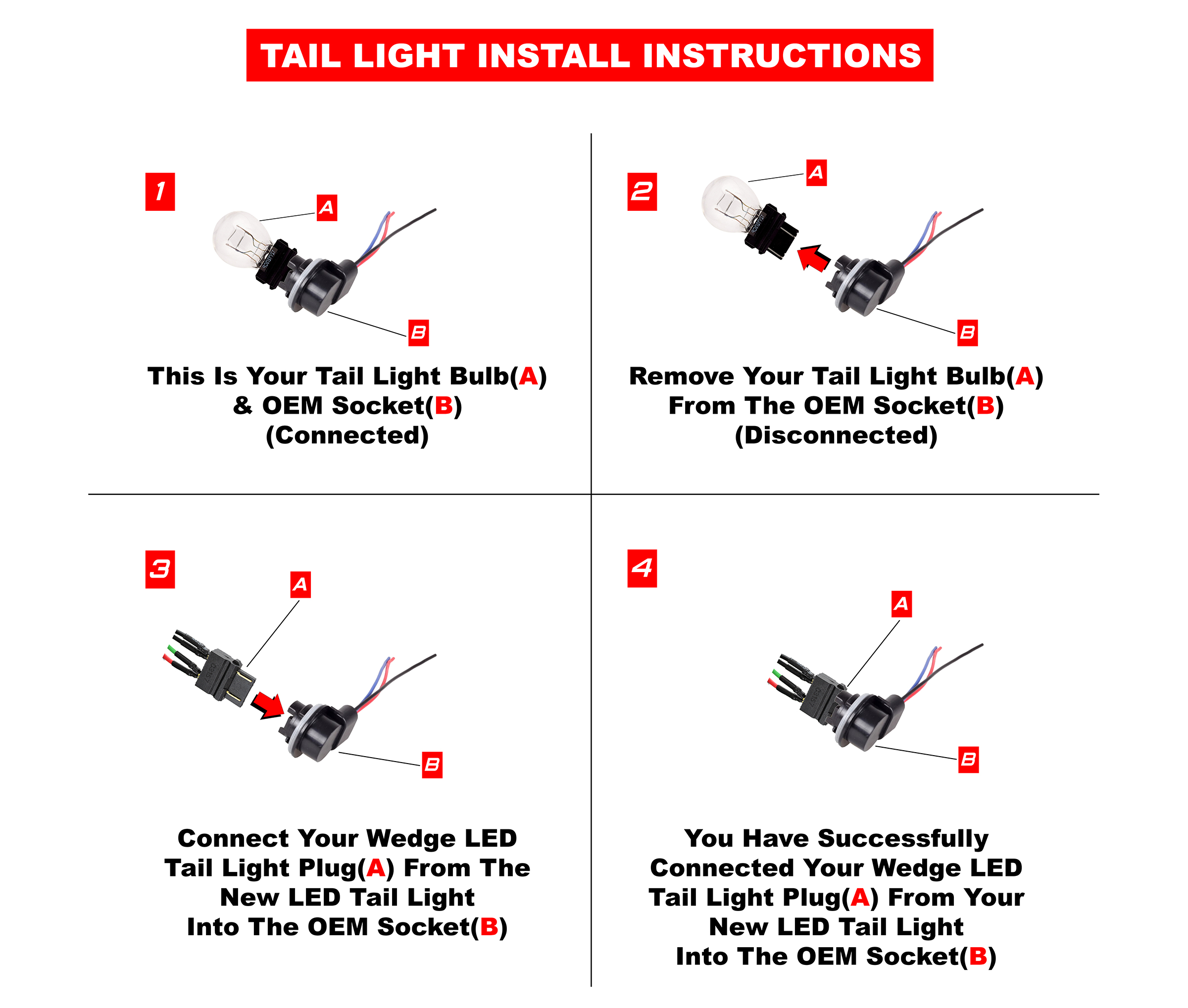 Maxxima Led Trailer Light Wiring Diagram Schematic Diagrams Tail Lights Free Download Connection Marvellous